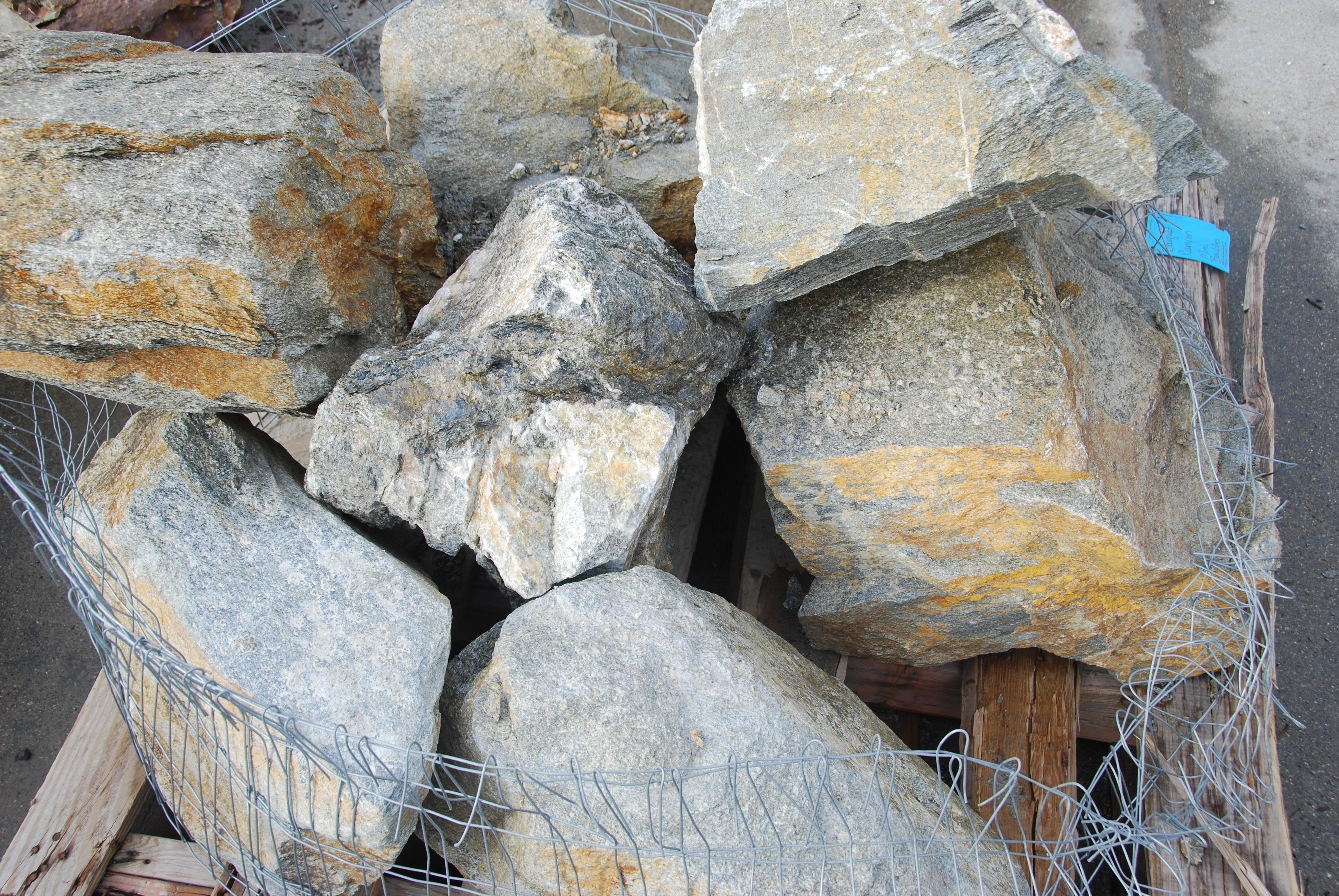 Bouquet Canyon Mini Boulders