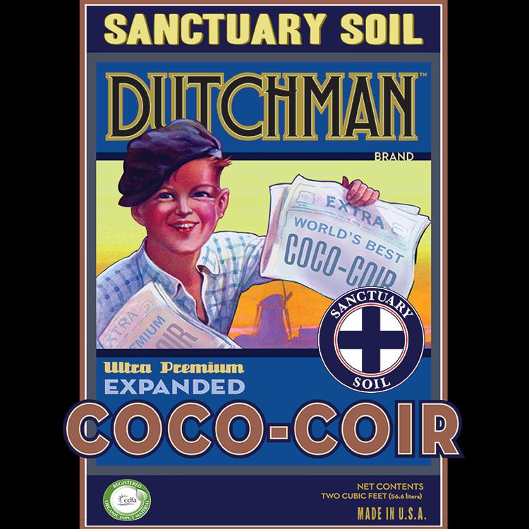 Coco Coir (2 cubic foot bag)