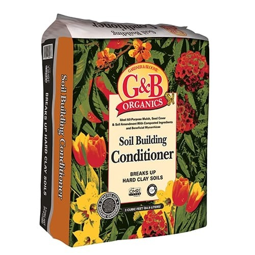 G&B Organics Soil Building Conditioner (3 cubic foot bags)