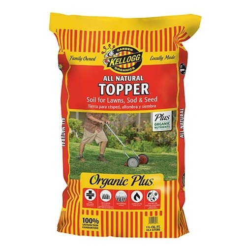 Topper – Soil for Lawns, Sod & Seed