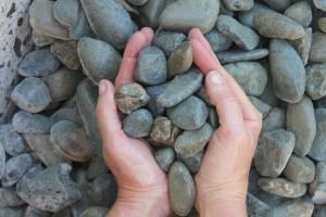 "Drain Rock 1 1/2"""