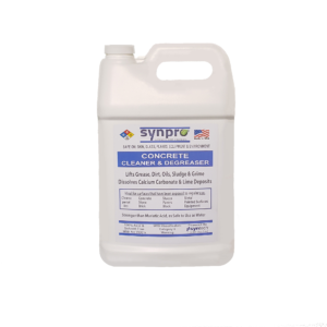 Synthetic Concrete Cleaner & Degreaser
