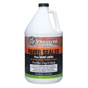 Enhanced Look Paver Sealer – Water Based