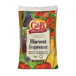 G&B Organics Harvest Supreme (2 cubic foot bags)