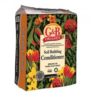 G&B Organics Soil Building Conditioner (3 cubic foot bags)