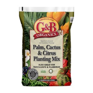 G&B Organics Palm, Cactus & Citrus (1 cubic foot bags)