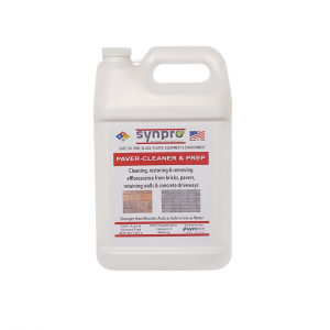 Synthetic Paver-Clean & Prep