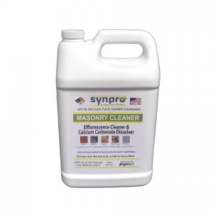 Synthetic Masonry Cleaner