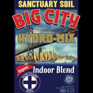 Big City Hydro-Mix (2 cubic foot bag)