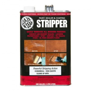Paint Sealer & Coating Stripper