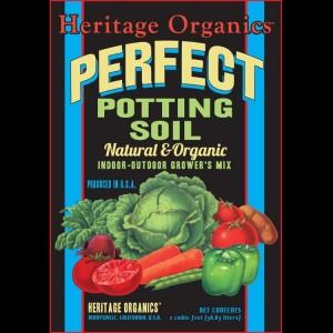 Perfect Potting Soil (2 cubic foot bag)