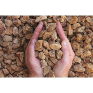 "Gold Rock 3/4"""
