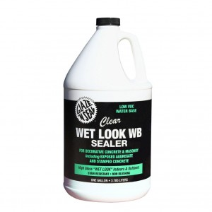 Wet Look WB Sealer – Water Based